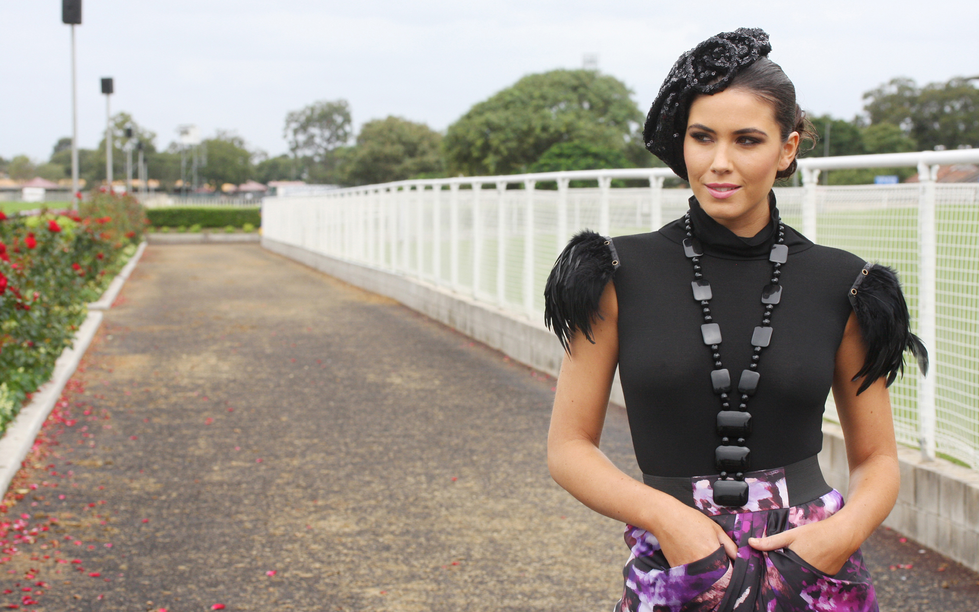 Style Magazines, Eagle Farm Racecourse